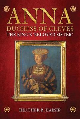 Catalogue link for Anna Duchess of Cleves