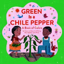 Catalogue link for Green is a chile pepper
