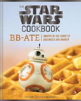 Catalogue record for Star Wars cookbook