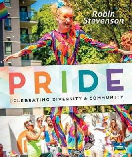 Catalogue link for Pride: Celebrating diversity and community