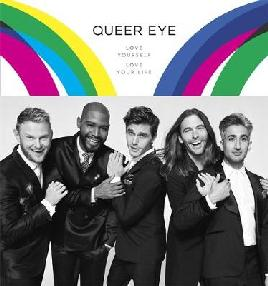 Catalogue record for Queer Eye: Love Yourself, Love your Life