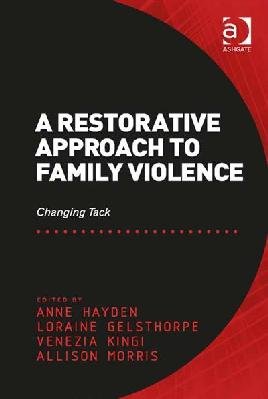 Catalogue record for A Restorative Approach to Family Violence