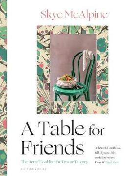 Catalogue record for A table for friends