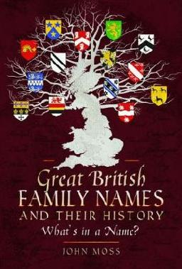 Catalogue record for Great British family names and their history
