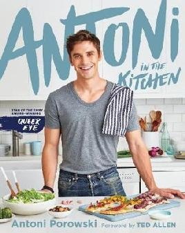 Catalogue record for Antoni in the kitchen