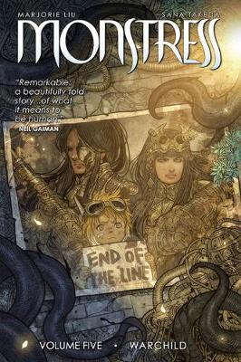 Catalogue search for Monstress vol 5 warchild