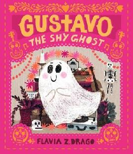 Catalogue record for Gustavo the shy ghost