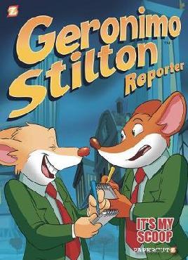 Geronimo Stilton Reporter cover