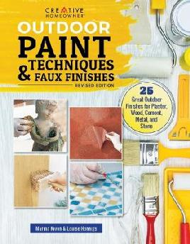 Catalogue link for Outdoor paint techniwues & faux finishes
