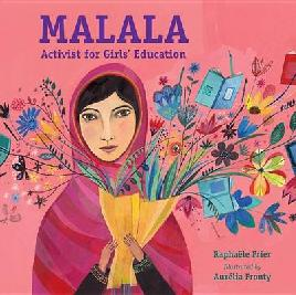 Catalogue record for Malala: Activist for girls' education