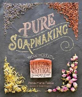 Catalogue record for Pure soapmaking
