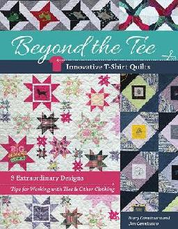 Catalogue record for Beyond the tee, innovative t-shirt quilts