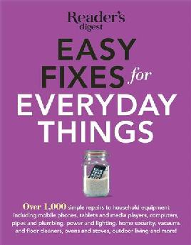 Catalogue record for Easy fixes for everyday things