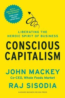 Catalogue record for Conscious Capitalism