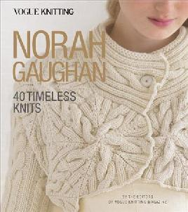 Catalogue record for Norah Gaughan 40 timeless knits