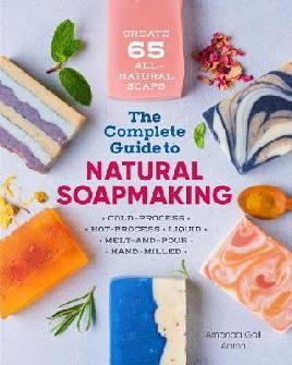 Catalogue link for The complete guide to natural soapmaking