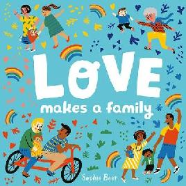 Catalogue record for Love makes a family
