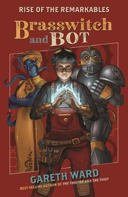 Cover of Brasswitch and Bot by Gareth Ward