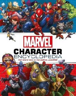 Marvel Character Encyclopedia