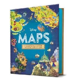 Catalogue record for Disney maps