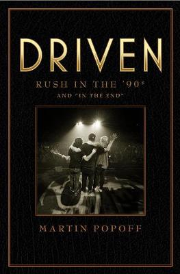 Catalogue record for Driven: Rush in the '90s and