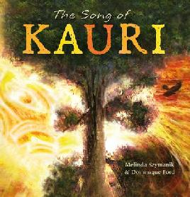 Cover image for The Song of Kauri