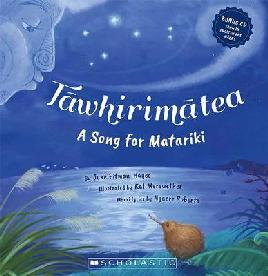 Catalogue record for Tāwhirimātea A song for Matariki
