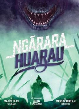 Catalogue link for Ngārara Huarau