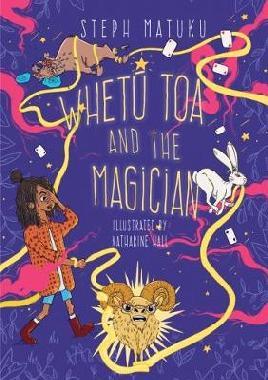 Whetū Toa and the Magician