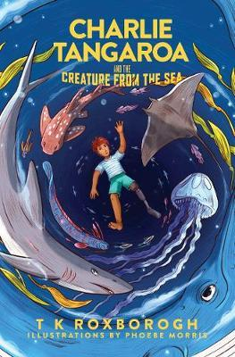 Catalogue record for Charlie Tangaroa and the creature from the sea