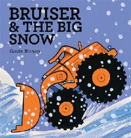 Bruiser and the Big Snow