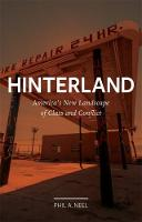Cover image for Hinterland
