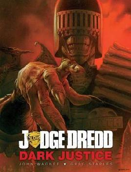 Catalogue record for Judge Dredd: Dark justice