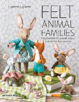 Felt Animal Families