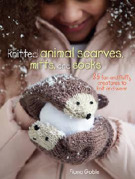 Catalogue record for Knitted Animal Scarves, Mitts and Socks