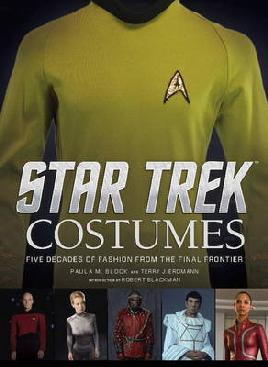 Catalogue search for Star Trek costumes