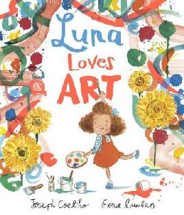 Catalogue record for Luna loves art