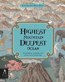 Highest Mountain Deepest Ocean