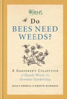 Do Bees Need Weeds?