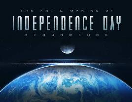 The Art & Making of Independence Day