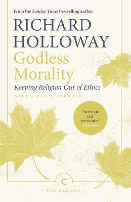 Godless Morality cover