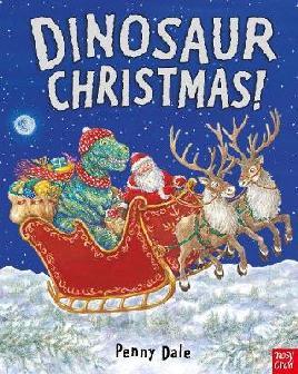 Dinosaur Christmas!