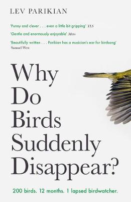 Why Do Birds Suddenly Disappear?