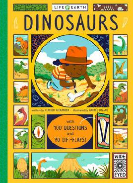 Catalogue record for Dinosaurs With 100 Questions and 70 Lift-flaps!