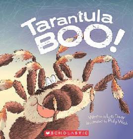 Tarantula Boo!