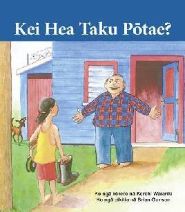 Kei hea taku pōtae?
