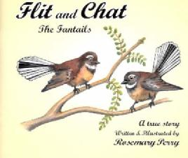 Flit and Chat the fantails