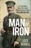 Cover image for Man of Iron