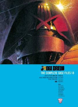 Catalogue record for Judge Dredd: The Complete Case Files. 18