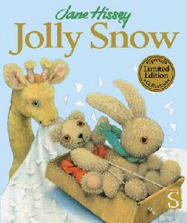 Cover of Jolly Snow by Jane Hissey